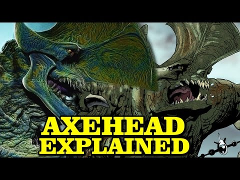 THE FIRST KAIJU ATTACK EXPLAINED - PACIFIC RIM STORY - TRESPASSER AXEHEAD