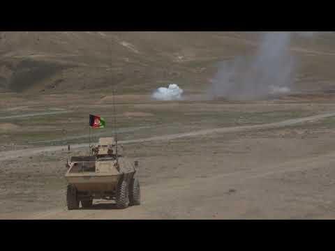 DFN: Cobra Strike Maneuver, KABUL, AFGHANISTAN, 04.30.2018