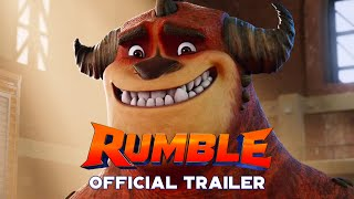 Rumble (2021) - Official Full online - Paramount Pictures