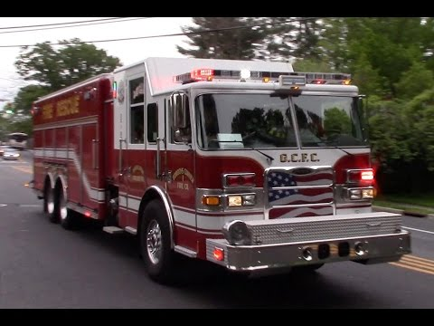 Manalapan Fire Department District 26 Rescue Engine 26-1-80 5-22-16