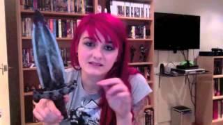 Aela the Huntress Skyrim Cosplay Progress