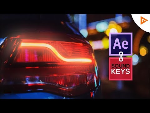 Make LIGHTS React To The BEAT | After Effects Tutorial thumbnail