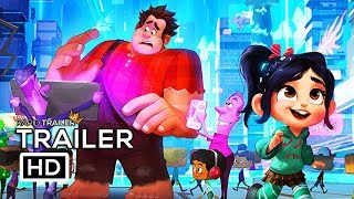 WRECK IT RALPH 2 Official Trailer Teaser #2 (2018) Disney Animated Movie HD
