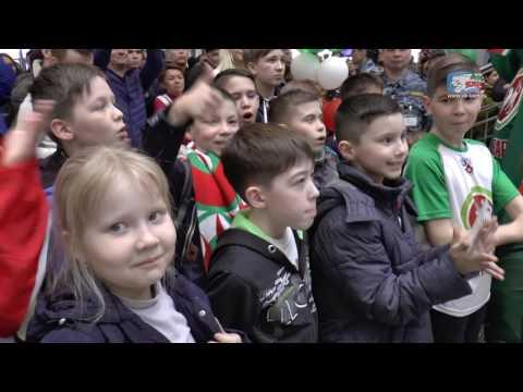Розыгрыш призов акции «ХОК»-2017 в Набережных Челнах