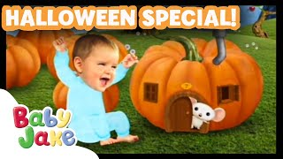Baby Jake - Happy Halloween Special! 👻🎃 | Full Episodes |