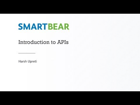 What is an API? A detailed introduction
