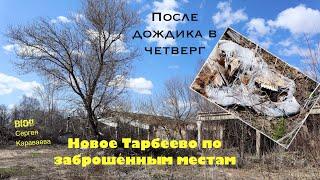 После дождика в четверг Новое Тарбеево по заброшенным местам