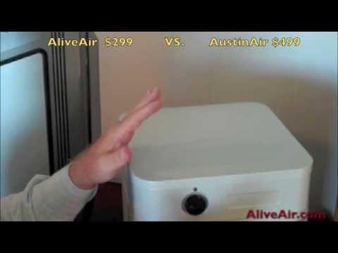 Austin Air Purifier Review