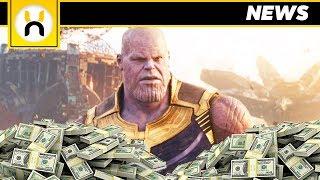 Avengers Infinity War Fastest Film in History to Hit 1 Billion Box Office