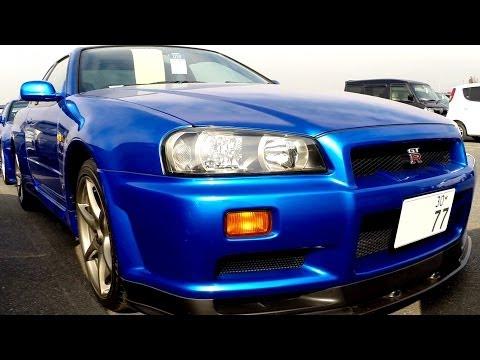 1999 Nissan Skyline GTR R34 46K RHD - Japanese Car Auctions - Auto Access Japan