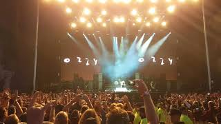 Ozzy Osbourne Bark at the Moon Sweden Rock 2018