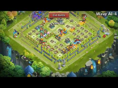 HBM AI F2P - Castle Clash