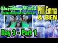 Disney World Christmas 2010 - Day 3 - (1 of 3) - Magic Kingdom