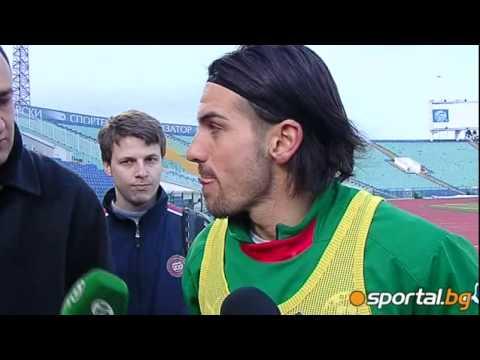 Blagoi Georgiev: Oh Lord help us against the Irish