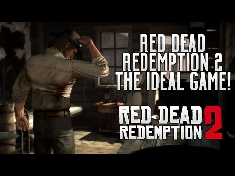 The Ideal Red Dead Redemption 2 - Story, Online, Characters, Open World, Weapons & Much More RDR2!