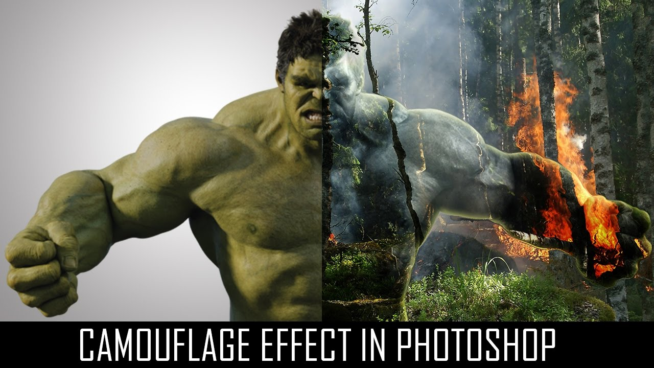 X ray effect photoshop | tutorials junction.