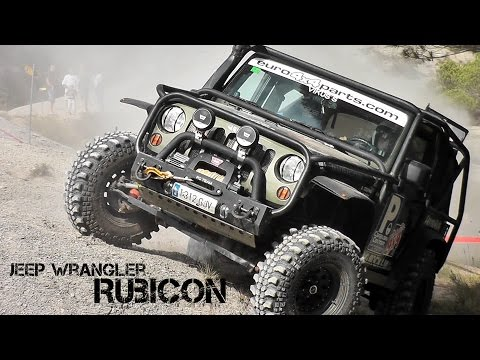 JEEP Wrangler  4x4 -OffRoad Competition (trial 4x4)