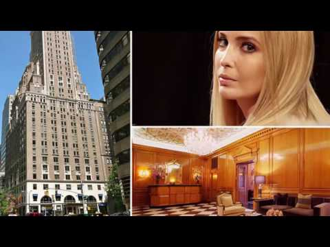 Ivanka Trump Lists Park Avenue Condo for 41 Million