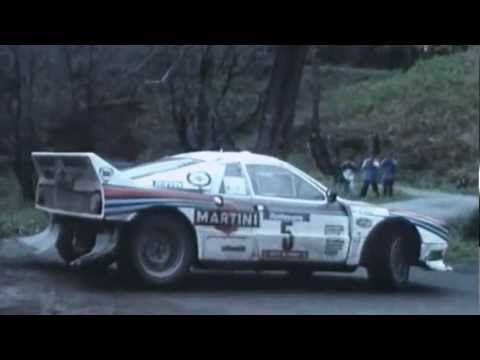 Group B Rally 'The Sound'