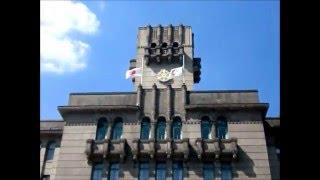 京都市役所 (国民の祝日)