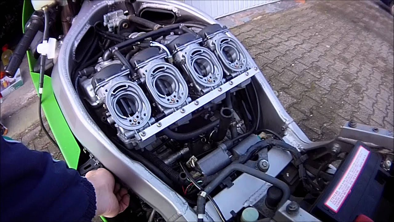 Kawasaki Ninja R Carburetor