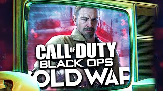 LA TELEVISIÓN SE HA ENCENDIDO! COD 2020 BLACK OPS OFFICIAL TEASER *COD COLD WAR* - AlphaSniper97