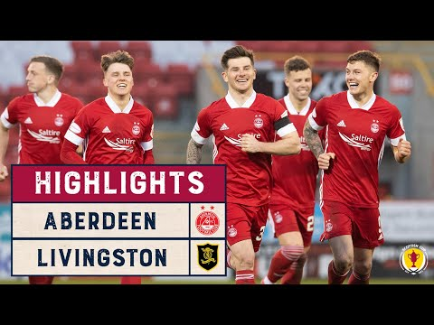 Aberdeen Livingston Goals And Highlights