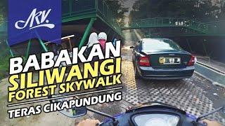 Video 22. Forest Skywalk Babakan Siliwangi | Teras Cikapundung - Mio - 2017 download MP3, 3GP, MP4, WEBM, AVI, FLV November 2018