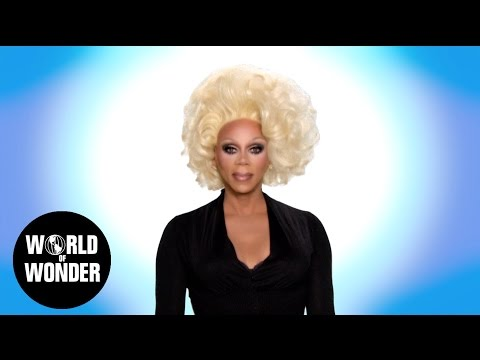 RuPaul: Sissy That Vote – Register Today!