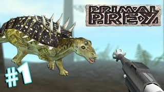 Time Travel and Dinosaurs! — Primal Prey | Part 1