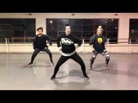 Petey Pablo - Vibrate - Choreography by Leslie Panitchpakdi