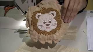 Almofada para cólicas de bebê