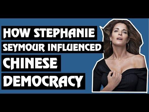 Guns N' Roses: How Stephanie Seymour Influenced Axl Rose on Chinese Democracy
