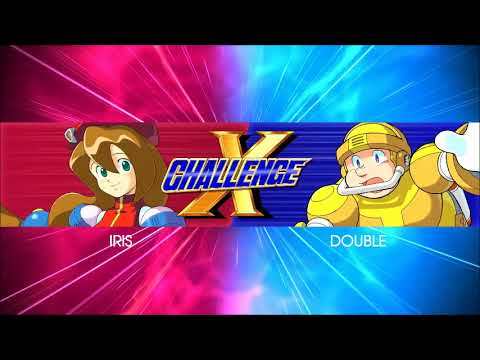 Hard Mode! Stage 9 clear!(Last Stage) X Challenge Vol.1 | Mega Man X Legacy Collection