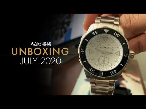 Watch Gang Member Unboxings | July 2020