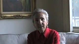 Holocaust Survivor Eva Brown Tells Her Story