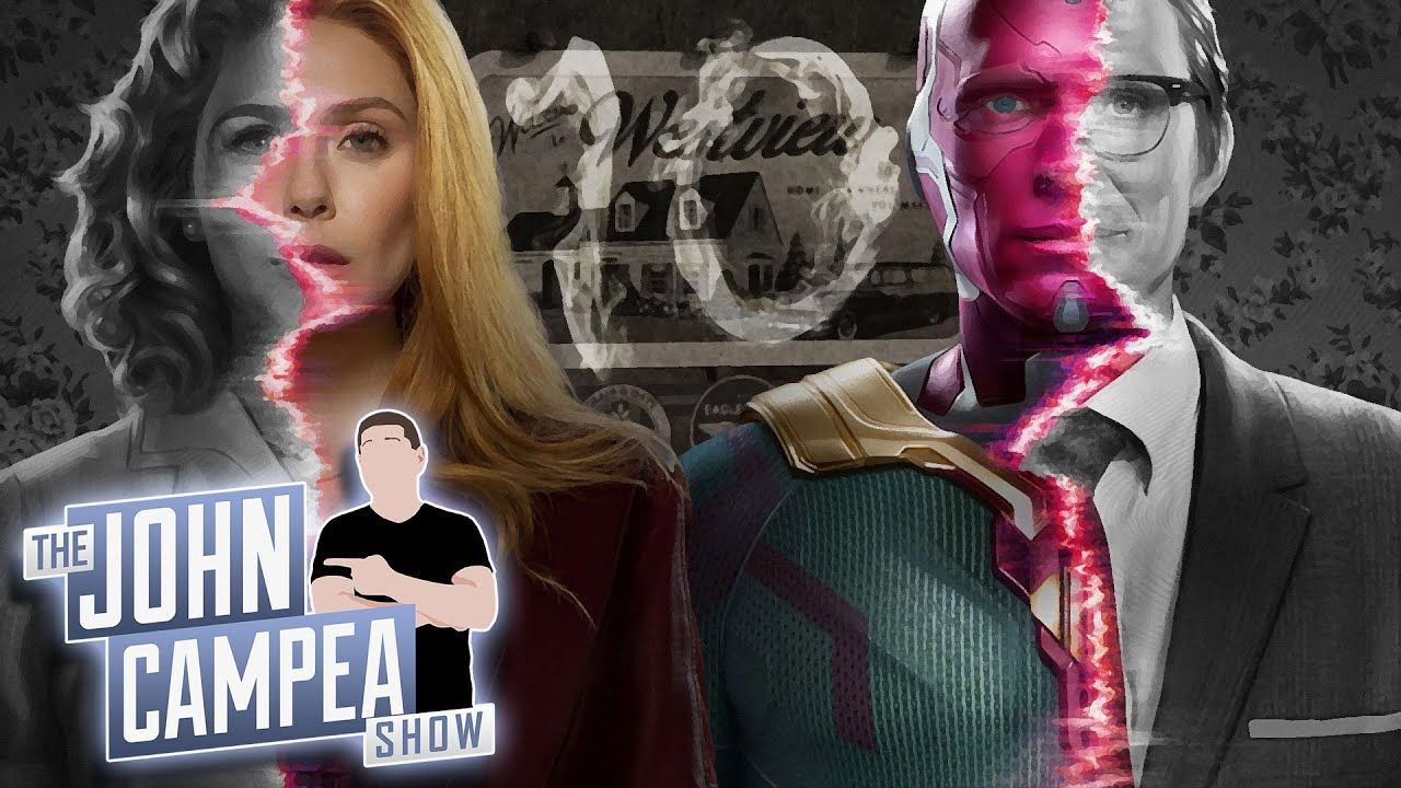 Top 10 WandaVision Questions We Need Answered In Finale - The John Campea Show