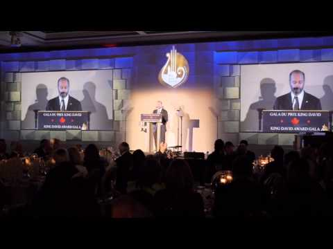 RABBI STEINMETZ SPEECH - King David Dinner, May 2015