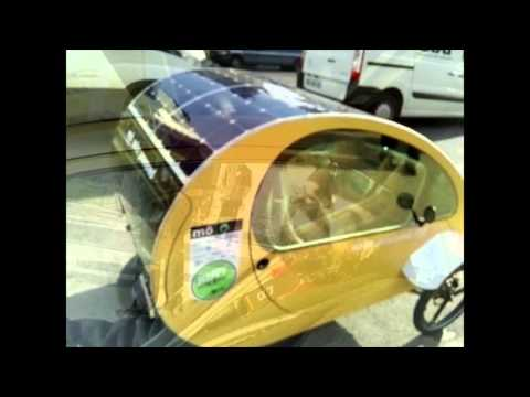 Mo Solar Car - an open source electric car to save our cities? [First Look]