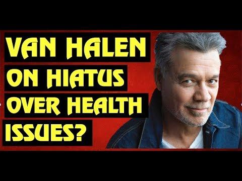 Temple - Eddie Van Halen Health Issues