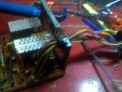 Cara Service Power Supply Komputer Tanpa Harus Diganti