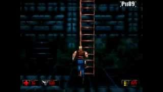 Duke Nukem Time to Kill (PS1) PC Gameplay