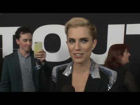 Get Out Premiere || Cast & Crew Soundbites || SocialNews.XYZ fragman