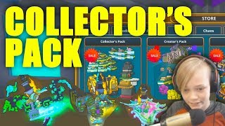 8 MASTERY LEVELS from the Collector