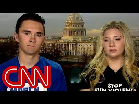 Parkland survivors push to close background check loophole