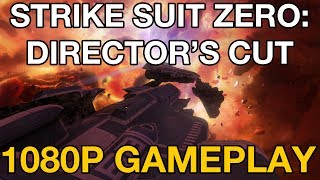 Strike Suit Zero - Director's Cut: Some Lovely 1080p Gameplay (PS4) - VideoGamer