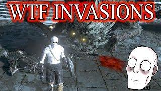 Dark Souls 3: WTF INVASIONS 3