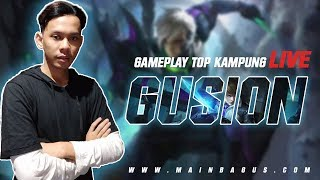 🔴 [LIVE]  SKUY👻TOP KAMPUNG ROAD TO GLOBAL (OTW 1K MATCH GUSION)