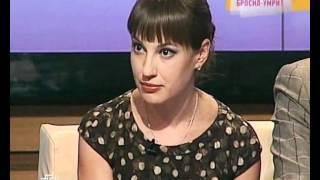 Лена Миро оскорбила присутствующих в студии на НТВ