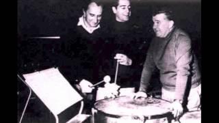 Franco Ferrara conducts Mario Nascimbene